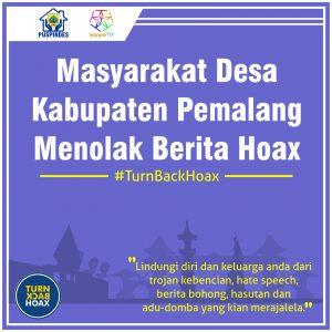 Desa Samong Menolak Berita HOAX